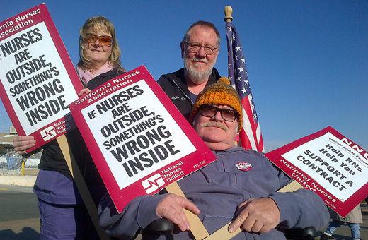 Nurses to strike this week at Bay Area hospitals