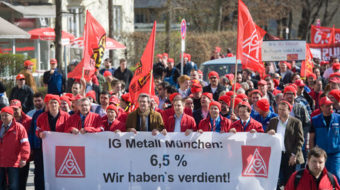 Who gets the big pay raises, Germany's workers or CEOs?