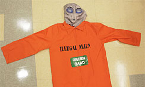 Stores pull immigrant-slurring Halloween costume after protests