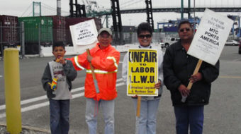 Agreement reached in LA-Long Beach port clerical workers strike