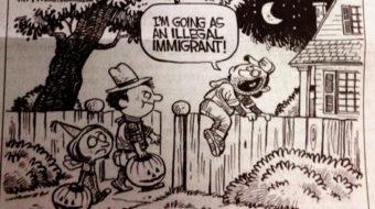Students criticize cartoon published at University of Illinois