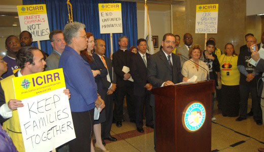 Cook County passes historic immigrant rights ordinance