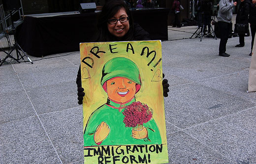 Immigration reform benefits country, economy
