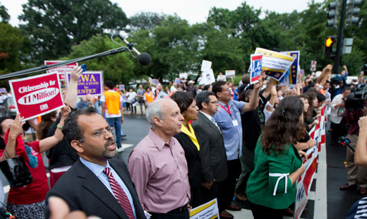 Mobilizing in August is key for immigrant rights