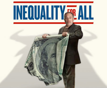 "Must-see film ""Inequality For All"" opens Sept. 27"