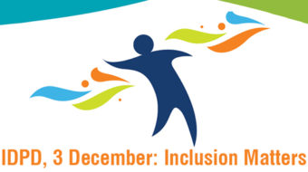 Today in history: It's Persons with Disabilities Day
