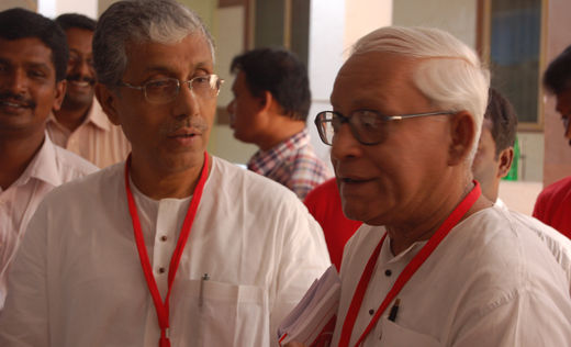 Communists re-elected for 5th term in Tripura, India