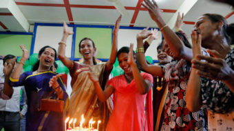 Equality victory, as India recognizes transgender rights