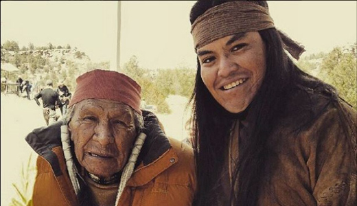 "Indigenous people walk off set of Adam Sandler film ""Ridiculous Six"""