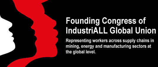 Workers of the world are uniting