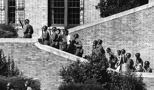 Today in labor history: Eisenhower orders troops to integrate Little Rock schools