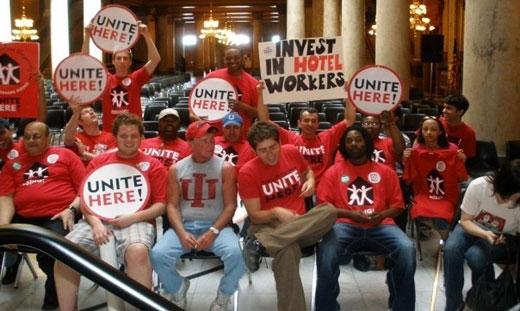 Santa Clara council backs Hyatt workers