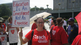 Education advocates tell Pa. governor: fund public schools!