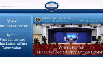 Over 300 pack White House Hispanic Summit in Ohio