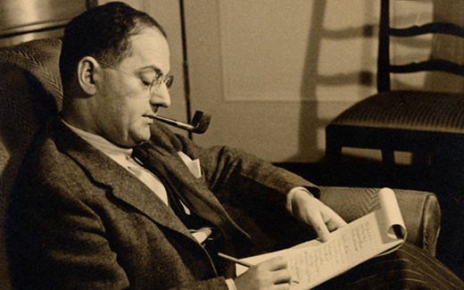 """Words by Ira Gershwin"": Where's the man behind the legendary lyrics?"