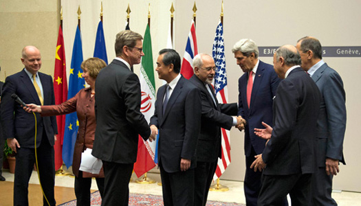 Iran nuke deal merits support