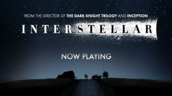 """Interstellar"" says the world may not end"