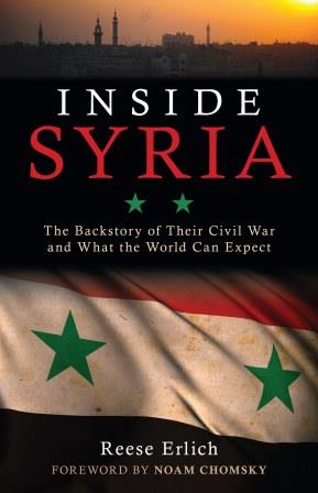 Inside Syria: New book sheds needed light