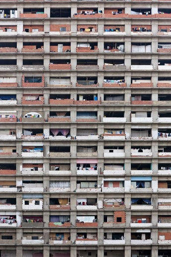 """The Tower of David"" and Venezuela's housing revolution"