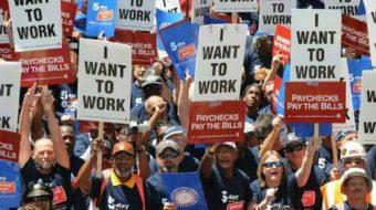 Labor maps legislative battle for 2012