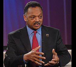 Struggle requires long view, Jesse Jackson tells left gathering