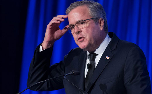 Jeb's tax plan would still let hedge fund managers pig out