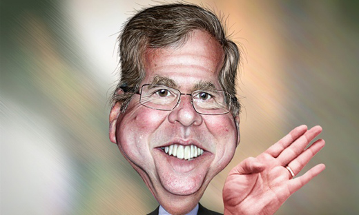Jeb cracks the whip: work longer and harder!