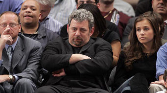 James Dolan, the Knicks, and the Cablevision 99