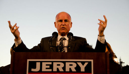 California defies national election trend