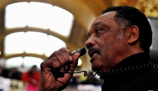 Jesse Jackson calls for White House commission on poverty