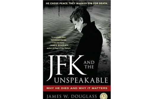 """JFK and the Unspeakable"" is ""convincing portrait"" of Kennedy"