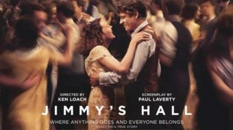 """Jimmy's Hall"": Ken Loach's Irish working class heroes"