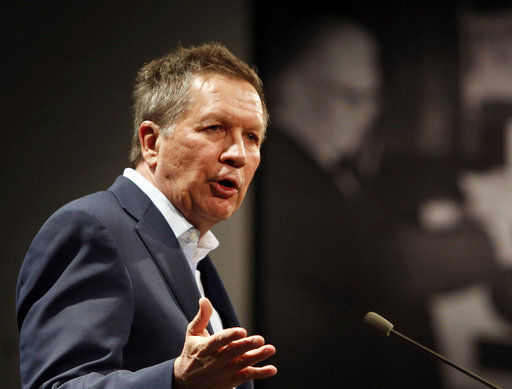Kasich yanks collective bargaining rights from 10,000 Ohio care workers