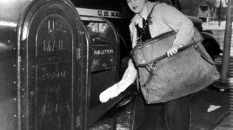 Celebrating my fellow women postal workers