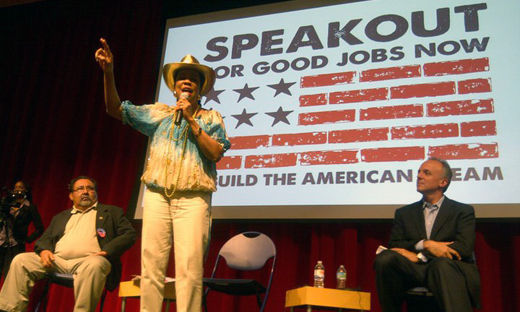 Congressional Black Caucus jobs hearings begin in Cleveland