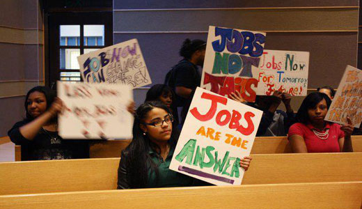 Jobs pipeline offers hope