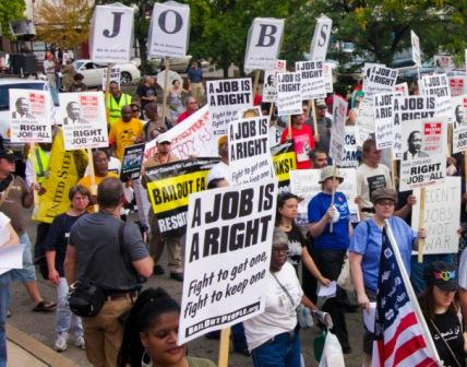Chicago labor to march for jobs