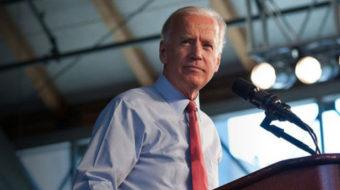 """Biden takes side of """"middle class"""" in debate"""