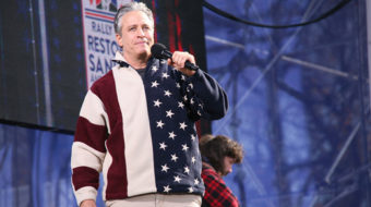 South Carolina murders at Emanuel Church are terrorism, says Jon Stewart
