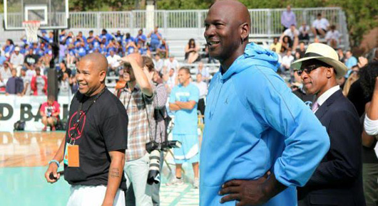 "Michael Jordan speaks out on police shootings: ""I can no longer stay silent"""