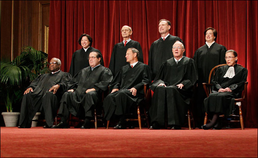 Segregationists should be disqualified from the Supreme Court!