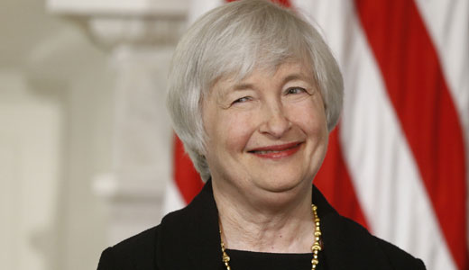Yellen confirmed as Federal Reserve chief