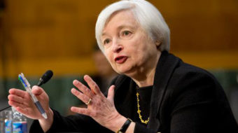 Fed's Yellen hits income inequality