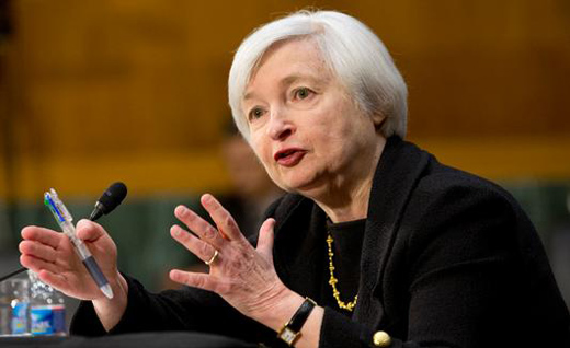 Fed's Yellen hits income inequality