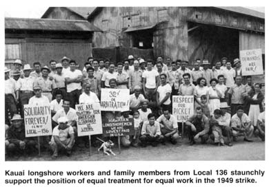 Today in labor history: Great Hawaiian Dock Strike