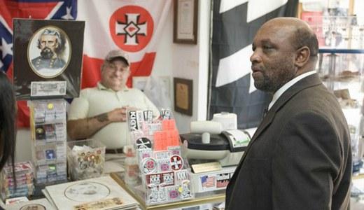 Black church fights hateful KKK store