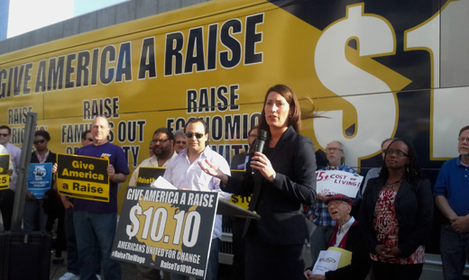 Kentuckians blast McConnell for opposing minimum wage hike