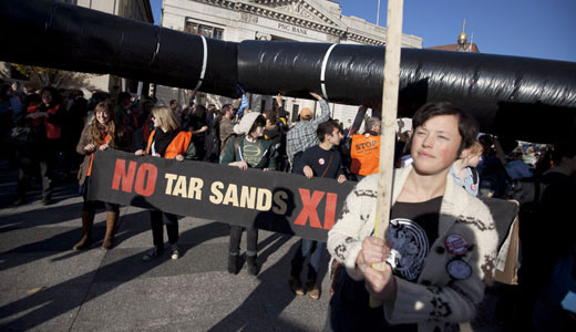 Environmental groups unite to stop Keystone XL