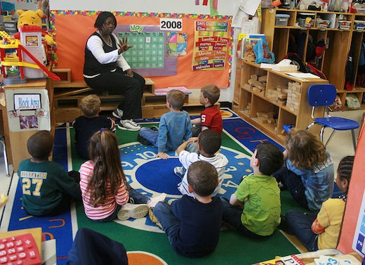 25 hedge fund managers make more than all kindergarten teachers in America