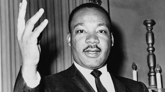 Today in labor history: MLK honored by Carter
